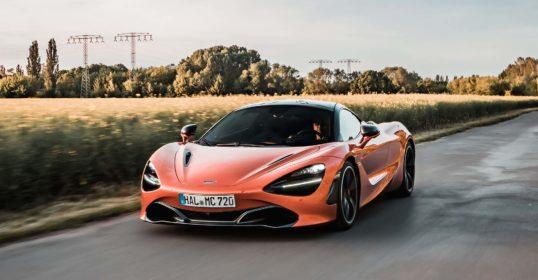 McLaren 720s Speed